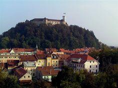 Ljubljana Castle Slovenia   Ljubljana Castle