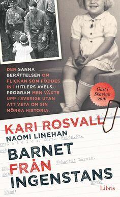 Barnet från ingenstans Pocket Kari Rosvall, Naomi Linehan