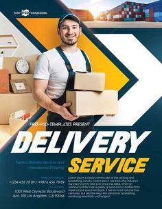 #courier service fastest delivery and cheapest price in India Self Service, Logo Service, Service Design, Design Thinking, Free Flyer Design, Cleaning Service Flyer, Free Psd Flyer Templates, Creative Poster Design, Postcard Template