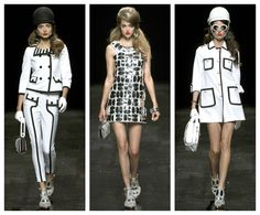 Crafty Lady Abby: MILAN FASHION WEEK: Moschino