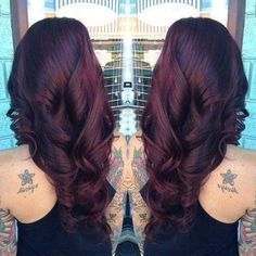 Really debating going red. Love this color!!
