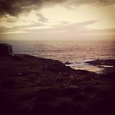 An evening stroll as the sun sets over the ocean Stavanger, Sun Sets, North Sea, Staycation, Wanderlust, Around The Worlds, Journey, Ocean, Instagram Posts