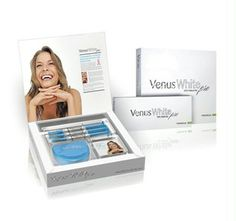 Venus White Pro - want to try this home-whitening kit available from dentist