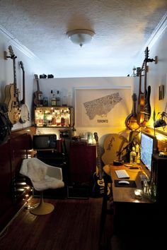 quirky room