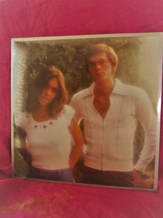 """Amazing Carpenters Vinyl Record 33 RPM Vinyl 12"""" LP  1974 1975 A&M Records SEALED A&m Records, Old Vinyl Records, Pop Collection, Made In America, See Picture, Carpenter, Lp, Amazing, Pictures"""