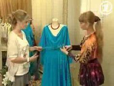 Como Hacer Un Vestido Asimetrico - YouTube