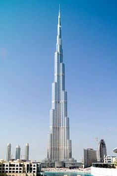 Not to be missed! No 1 of Marco Polo's Top 10 sights on your trip to Dubai - Burj Khalifa - The Tallest Building on earth - you'll feel on top of the world in Dubai's number one attraction.
