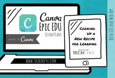 27 Epic EDU Canva Lesson Plans! So thorough and they include background knowledge, lesson flows, homework extensions, design support, and even tutorials. I am in Design EDU Heaven!!!  https://www.pinterest.com/techchef4u/canva-edu-lesson-plans/