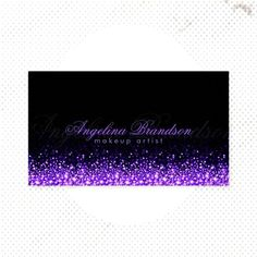 Shimmering Purple Makeup Artist Damask Black CardYou can find Black makeup artist and more on our website. Black Makeup Artist, Purple Makeup, Black Card, Damask, Cards, Website, Designer, Top, Fashion