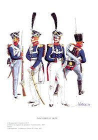 MINIATURAS MILITARES POR ALFONS CÀNOVAS: UNIFORMES ,del ejercito de PRUSIA, (1 ),en las guerras NAPOLEONICASfuente= Ediciones QUATOUR.