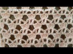 (20) Yaz Gülleri Tığ Örgü Modeli - YouTube