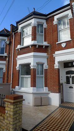 Imperial-London-Multi-Colour-Mosaic-brick-bespoke-Kensington-Fulham-Chelsea.jpg (900×1600)