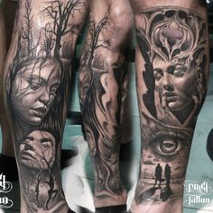 Un tattoo réalisé par Kostas Baronis  Notre site :http://buff.ly/1BlzJlT?utm_content=buffer35068&utm_medium=social&utm_source=pinterest.com&utm_campaign=buffer Notre boutique: http://buff.ly/1BlzJlU?utm_content=buffer09e77&utm_medium=social&utm_source=pinterest.com&utm_campaign=buffer
