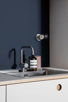 Kücheninspiration von Reform Copenhagen – passend für alle IKEA-Küchen! Mehr auf roomido.com #roomido