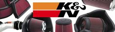 With the latest innovation in automotive technology, K&N has managed to provide the world's best air filters. Keeping up with the advancements in air filter technology, K&N ensures that all its products undergo extensive product development and testing.   K & N is known for their best performance parts at reasonable prices.  Shop now from PartsAvatar.ca for High Performance auto parts such as Filters etc.  Partsavatar ships auto parts and body pa