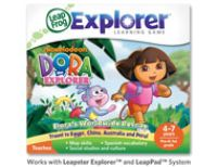 I'm learning all about LeapFrog Enterprises Inc. Explorer Game Cartridge: Dora the Explorer at @Influenster!