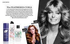 Αντέγραψε τα καλύτερα all time classic χτενίσματα των μεγαλύτερων stars όλων των εποχών με τη βοήθεια του άρθρου του BeauteNet.com!  Χρησιμοποίησε την κρέμα για μπούκλες PHYTOCURL για να πετύχεις τα υπέροχα κυματιστά μαλλιά της Farrah Fawcett, και της νεώτερης Amy Adams! Farrah Fawcett, Summer Trends, Hair Trends, Ethereal, Curls, Make Up, Amy Adams, Actresses, Makeup