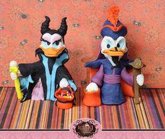 Disney Inspired 1st Halloween Cake Cake by IcingCupcake