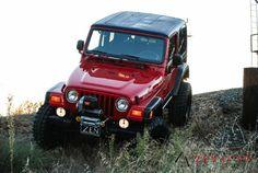 2006 Jeep Wrangler Rubicon TJ Lifted Hardtop  - Sacramento CA