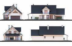 Projekt domu AKORD II NF40 - IGN projekty domów