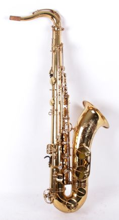 Vintage Selmer Mark VI Tenor Saxophone