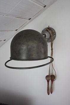 Industrial Metal Light | Nouveau-nid 5617