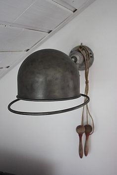 Industrial Metal Light   Nouveau-nid 5617