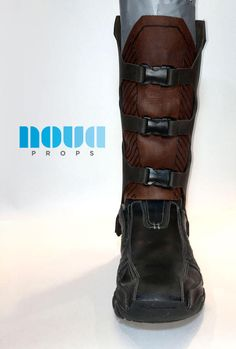 Guardians of The Galaxy Star Lord Peter Quill Cosplay Boots Shoes NN.06