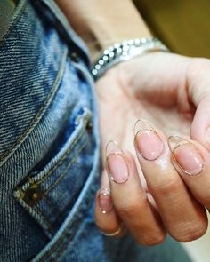 This Wire Manicure Is About As Easy As Nail Art Gets | Allure