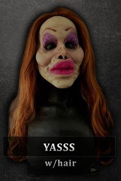 botched half mask silicone mask by Immortal Masks Horror Masks, Horror Art, Professional Halloween Masks, Immortal Masks, Silicone Masks, Half Mask, Maquillage Halloween, Creepy Art, Face Art