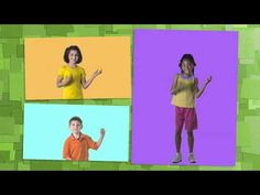 1 minute Brain Gym idea? I think so! Exercise Like a Rock Star | PBS KIDS