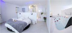 Le Paradis Blanc, un loft avec jacuzzi pour un week end en amoureux...