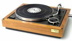 Vintage Audio Sony PS-5520 turntable