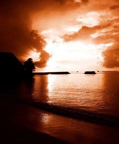 Alba in penombra   Andrea Materni #fotografia #Mare #Paesaggi #Viaggi