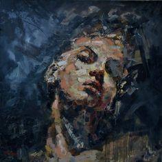 Painter Nikos Vavatsis was born in Thessaloniki, where he still lives and works. Thessaloniki, Conceptual Art, Printmaking, Oil On Canvas, Greece, Abstract Art, Fine Art, Sculpture, Postcards