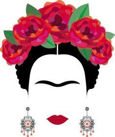 Ideas for painting frida kahlo mexico Fridah Kahlo, Pop Art, Frida Kahlo Portraits, Frida Kahlo Artwork, Kahlo Paintings, Frida Art, Mexican Art, Art Drawings, Drawing Art