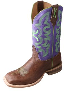 Twisted X Boots - Hooey Collection Women's - WHY0005