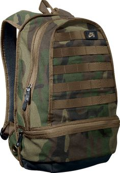 Nike SB  camo can definitely use this for the gym Camouflage Backpack, Camo  Bag 0e15da87ee