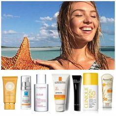 Csomagoljunk együtt a nyaralásra! Arcunk fényvédelmére külön figyelmet érdemes fordítani, hiszen ott bőrünk más, mint testünk egyéb tájain, ráadásul sokkal érzékenyebb is. Számtalan arcbőrre készült napvédő közül válogathatunk, nekünk már megvan a kedvencünk. :) #makeup #sunscreen #sunscreenforface #skin #summer #summerskincare #beautytip