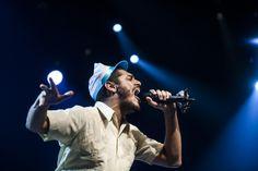 Foto da Gravação de DVD - Criolo & Emicida   ao vivo no Espaço das Américas