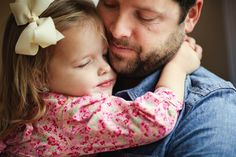 A Celebration Of A Mom's Love, This Father-Daughter Photo Series Will Rip Your Heart Apart by @Huffington Post #widower #photography