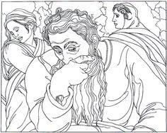 23 Best Renaissance Art Coloring Book Pages images ...