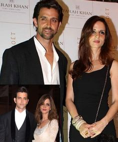 #25 Hrithik Roshan and Suzanne Khan