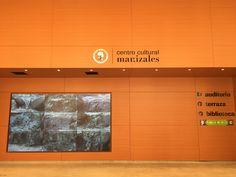 Centro Cultural - Banco de la Republica. Manizales, Colombia Desktop Screenshot, Auditorium, Cultural Center