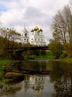 Псков, Россия (в. Спесивцев)