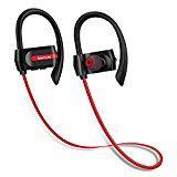 Review for Wireless Bluetooth Headphones In Ear Earbuds - IPX4 Waterproof Sports Cordless 4... - Anzela Brandisauskiene - Blog Booster