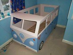 VW bed!