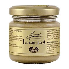 LA TARTUFATA - Mushroom   White Truffle Cream - Made in Italy Learn more by visiting the image link.