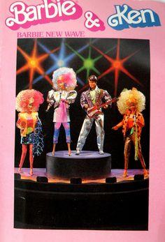 Ana Caldatto : Catálogo da Estrela / Propagandas Antigas - 1988 Barbie 80s, Barbie And Ken, Barbie Dolls, New Wave, Toy Catalogs, Barbie Family, Remember The Time, Nostalgia, Fashion Dolls
