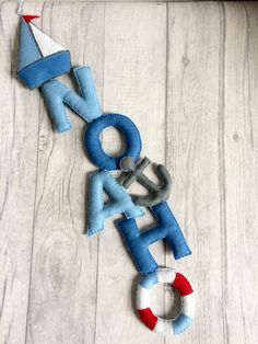 Hey, I found this really awesome Etsy listing at https://www.etsy.com/uk/listing/516663198/nautical-name-garland-nursery-door-sign
